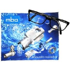 Mikrofaser Brillenputztuch