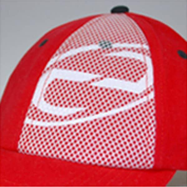 Baseballcaps - Veredelungstechnik Meshüberzug - Werbeartikel