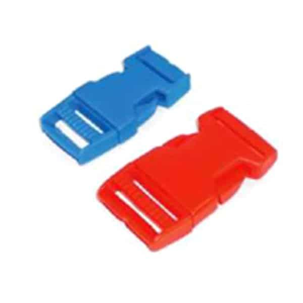 Lanyards, Schlüsselbänder farbiger PVC Steck-Verschluss optionales Extra Verbindungsstück