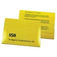 Mikrofasertücher Einzelverpackung bedruckte Papierverpackung
