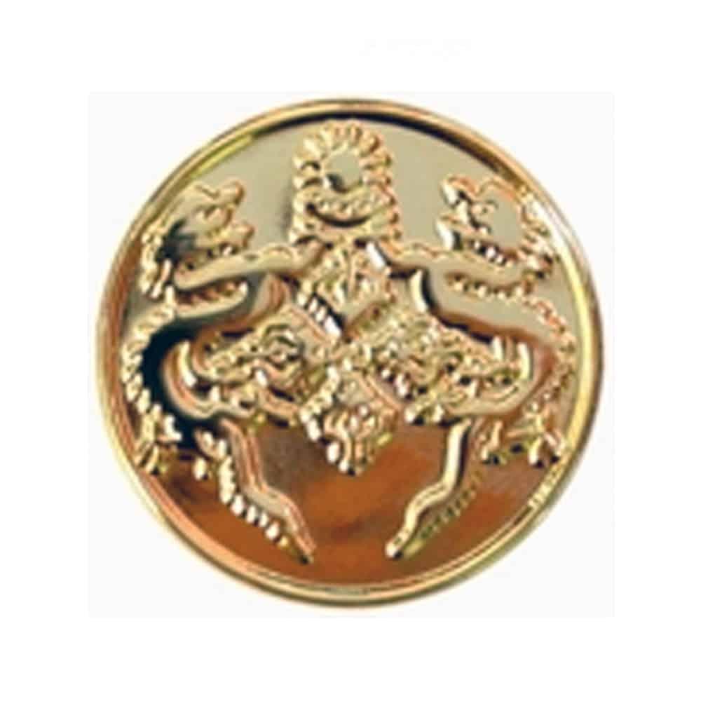 Platierung, Oberflaechenveredelung, Pins, Anstecker, Metallpins, Veredelung Bronze-Imitat