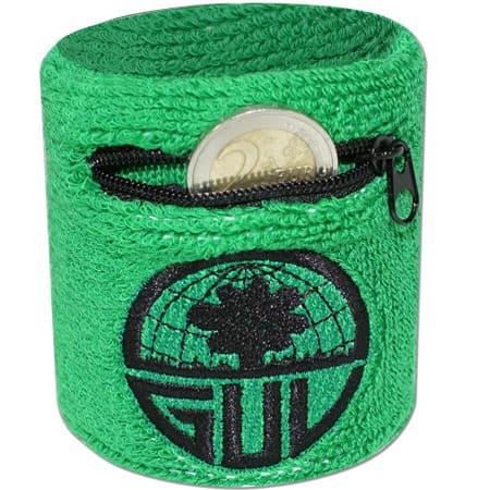 Schweissband mit Tasche