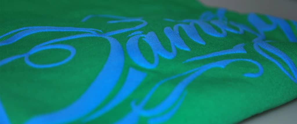 Textilveredelung - T-shirt-Druck - Drucktechniken - Veredelungstechniken T-shirts Trier bedrucken - Werbetextilien Trier