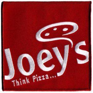gestickte Aufnäher,Abzeichen Joeys