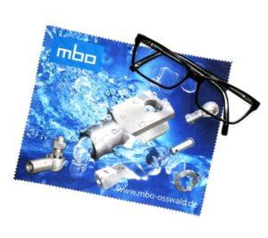 Brillenputztücher bedrucken lassen