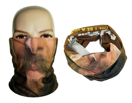 Multifunktionsbandanas - Bandana bedruckt - Bandana Fotodruck - Bandana produzieren lassen - Halstuch - Schlauchtuch - Schlauchtücher