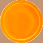 reflektierende Schnapparmbänder, Lagerfarbe 7, orange