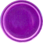 reflektierende Schnapparmbänder, Lagerfarbe 20, lila, werbeartikel