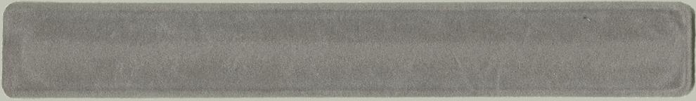 reflektierende Schnapparmbänder, Samt Rückseite, grau, Werbeartikel