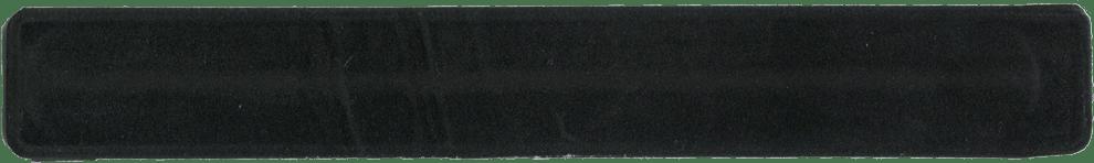 reflektierende Schnapparmbänder, Samt Rückseite, schwarz, Werbeartikel