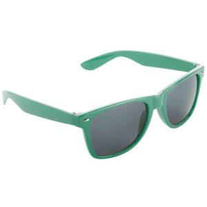 Werbe-Sonnenbrille Sun-021, Werbeartikel, bedruckt, farbe dunkel grün