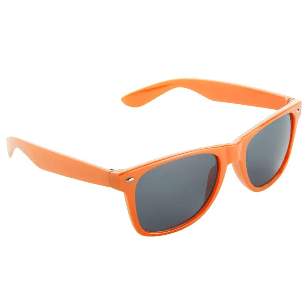 Werbe-Sonnenbrille Sun-021, Werbeartikel, bedruckt, farbe orange