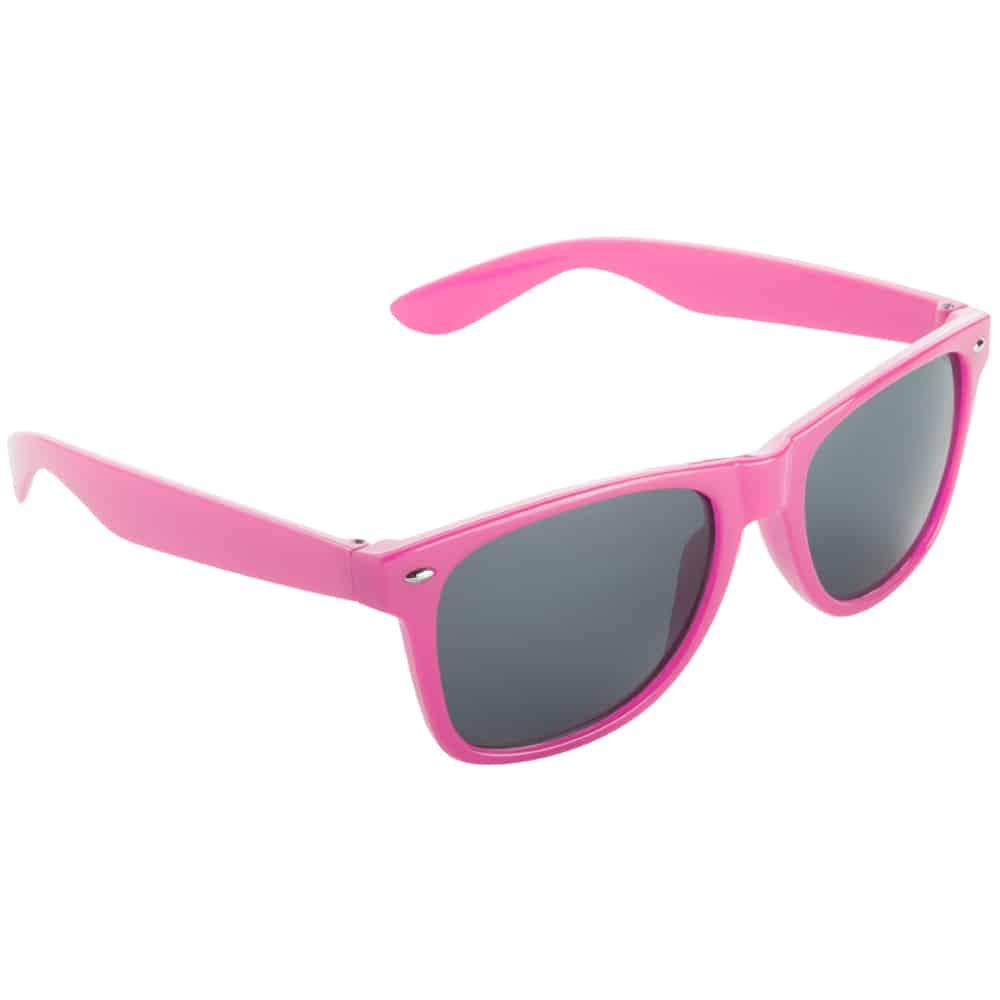Werbe-Sonnenbrille Sun-021, Werbeartikel, bedruckt, farbe pink