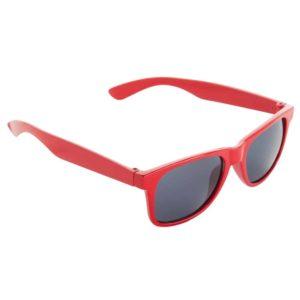 Werbe-Sonnenbrille, Kinder Sonnenbrille, SunKids, Werbeartikel, Farbe rot