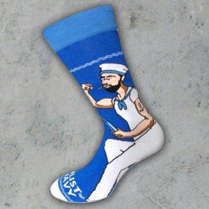 Logo-Socken, Socken, Werbe-Socken, Strümpfe, Werbe-Strümpfe, Werbeartikel, Motiveinwebung