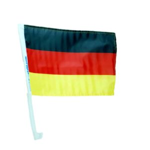 Autofahne, Autoflagge Deutschland Fahne