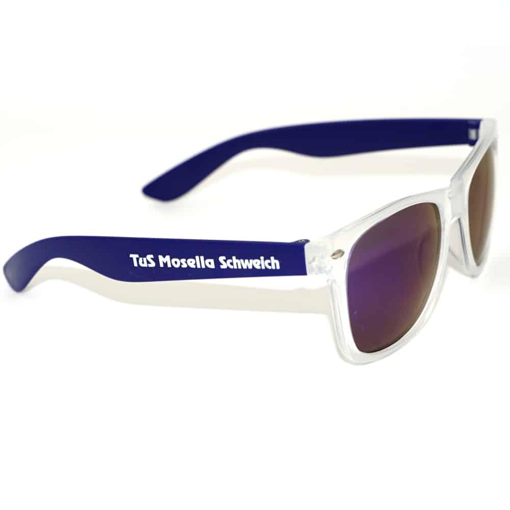 Werbeartikel, Sonnenbrille, Brille, Druck, Werbung, Vereins Werbung, Vereins Werbeartikel,