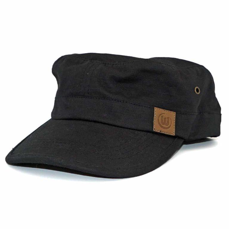 Armycap, Baseballcaps, Millitary Caps produziert nach Kundenwunsch, Lederaufnäher