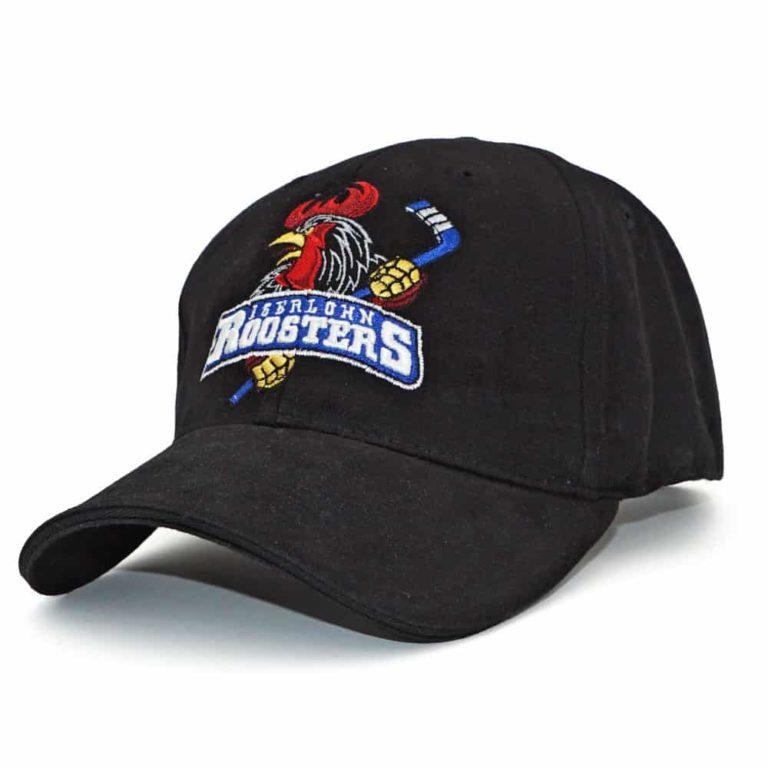 Baseballcaps, Merchandiseartikel, Fanartikel, bestickt nach Kundenwunsch