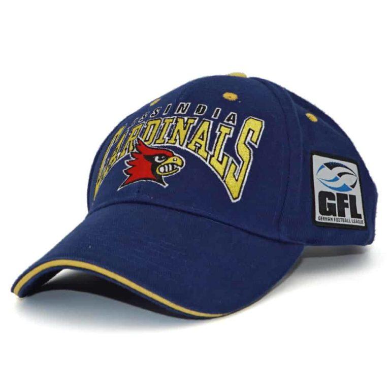 Baseballcaps bestellen, Baseballcaps nach Kundenwunsch, bestickt, Weblogo, Sandwichschirm