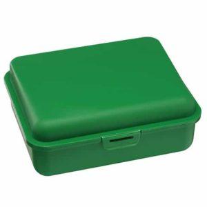 Brotdose bedrucken grün