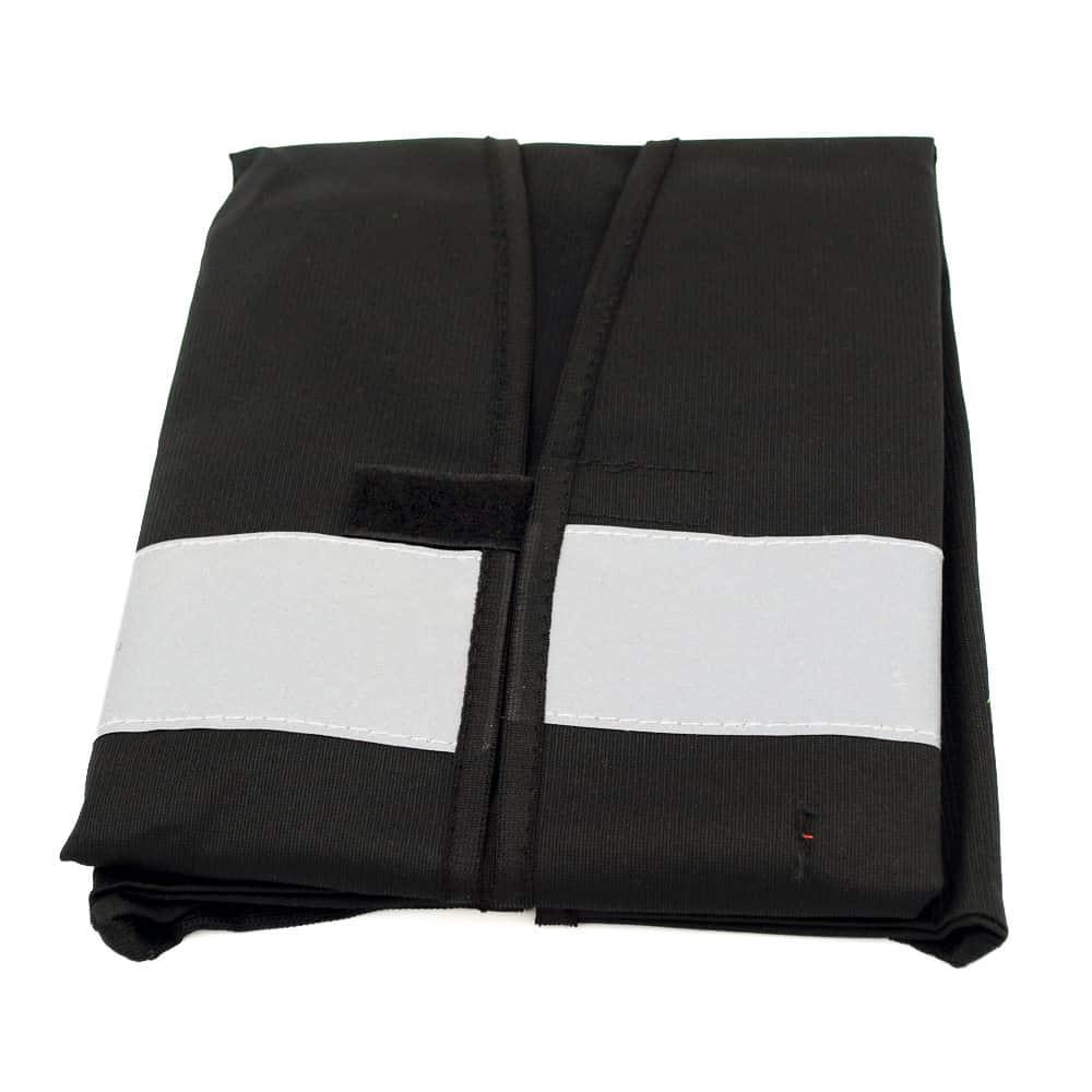 Funktionsweste Ordnerweste in schwarz bedrucken lassen