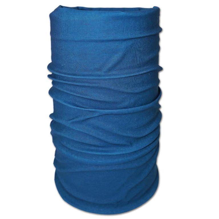 Schlauchschal, Loop, dunkelblau