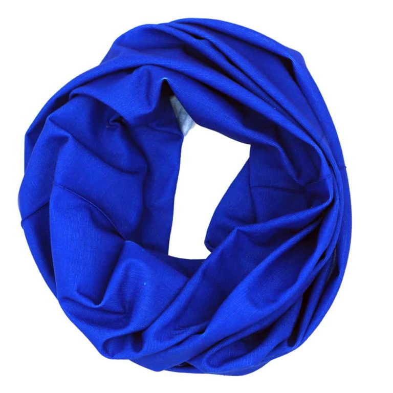 Multifunktionsbandana, Loop royal blau