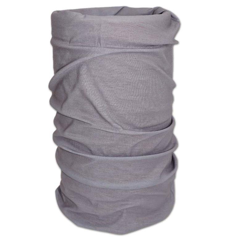 Schlauchschal, Bananda grau