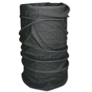 Schlauchtuch, Multifunktionsbandana schwarz