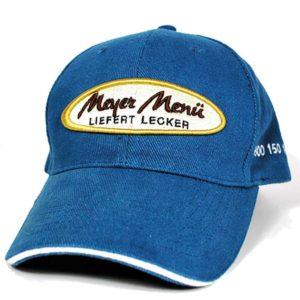 Baseballcaps im Kundendesign