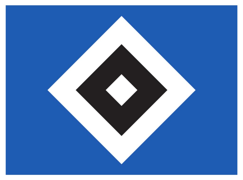 Logo des Fußballvereins Hamburger Sportverein