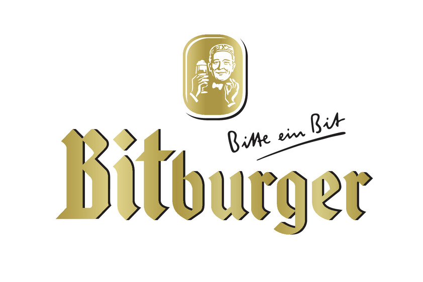 Logo des Brauunternehmens Bitburger