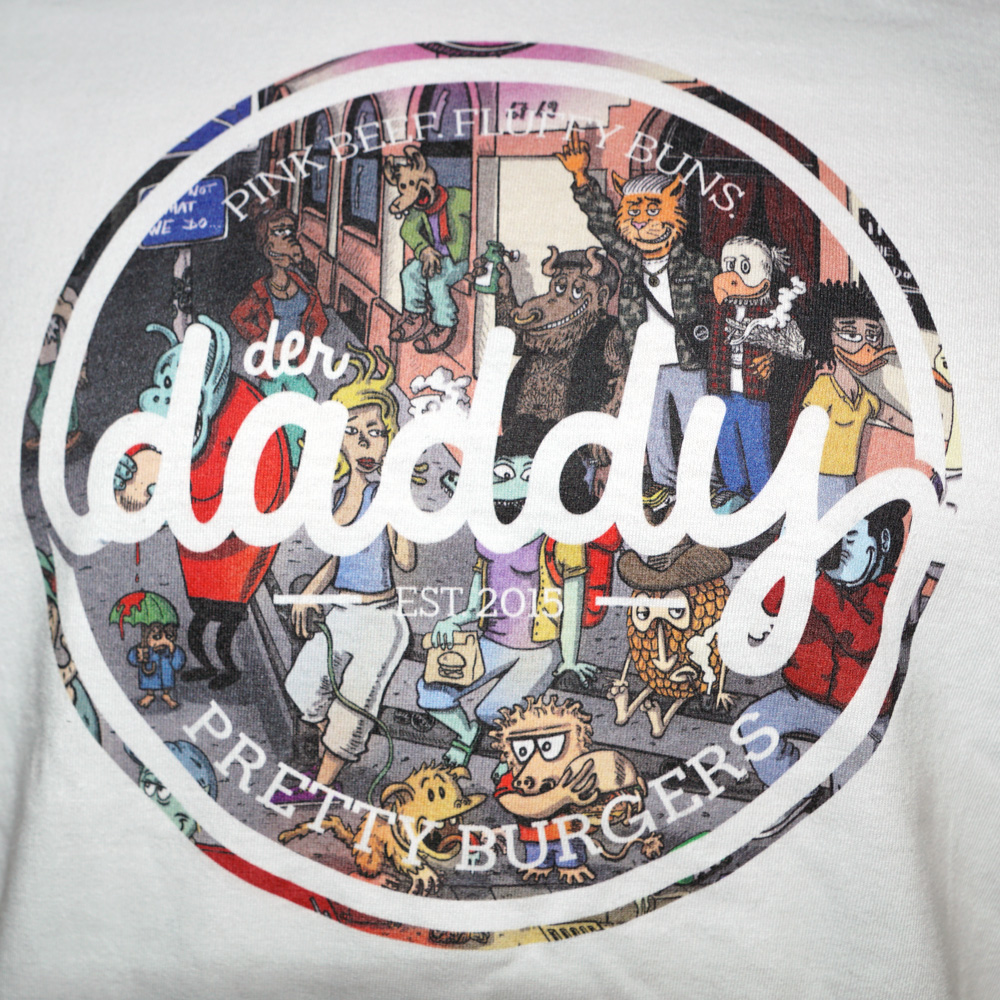 Digitaldruck T-shirts bedrucken lassen