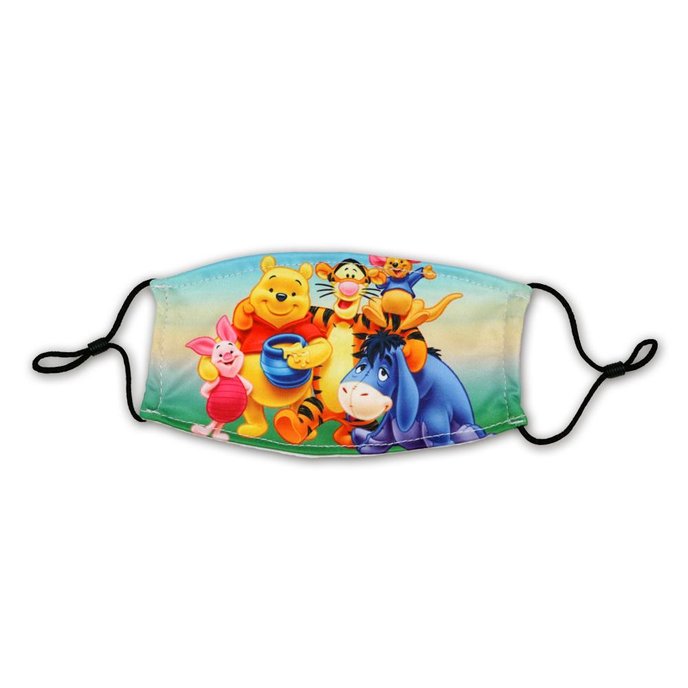 Kindermaske Fashion Kids offen