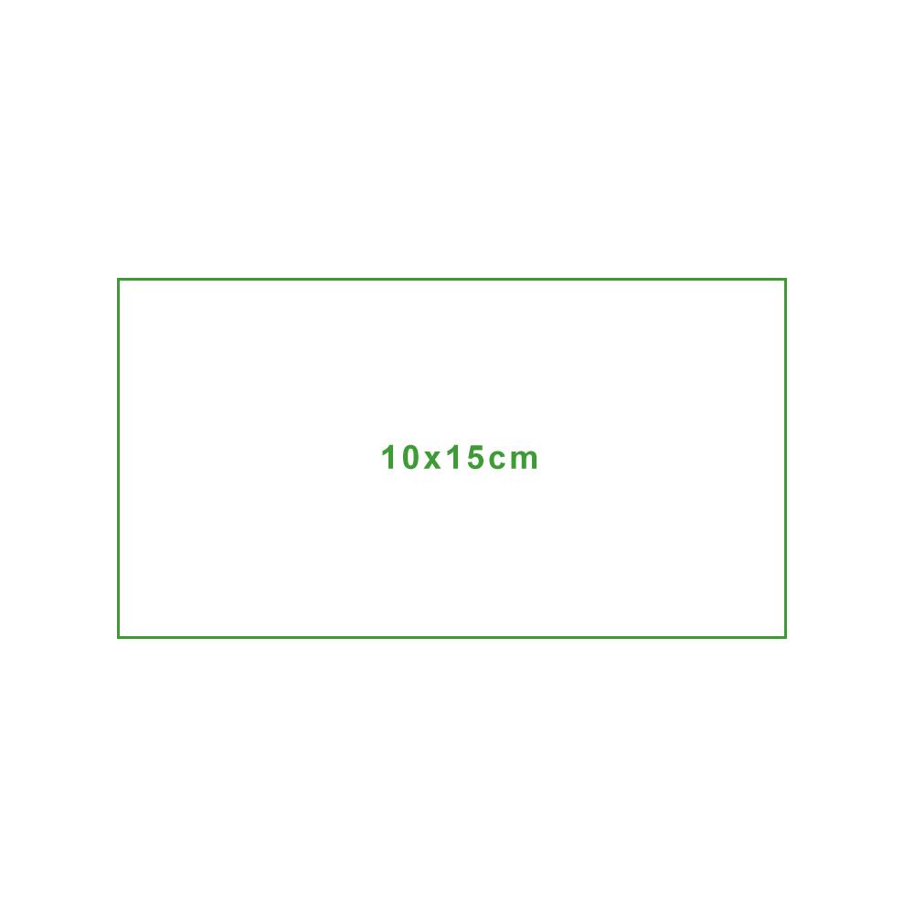 Mikrofasertuch Standardgröße-10x15cm