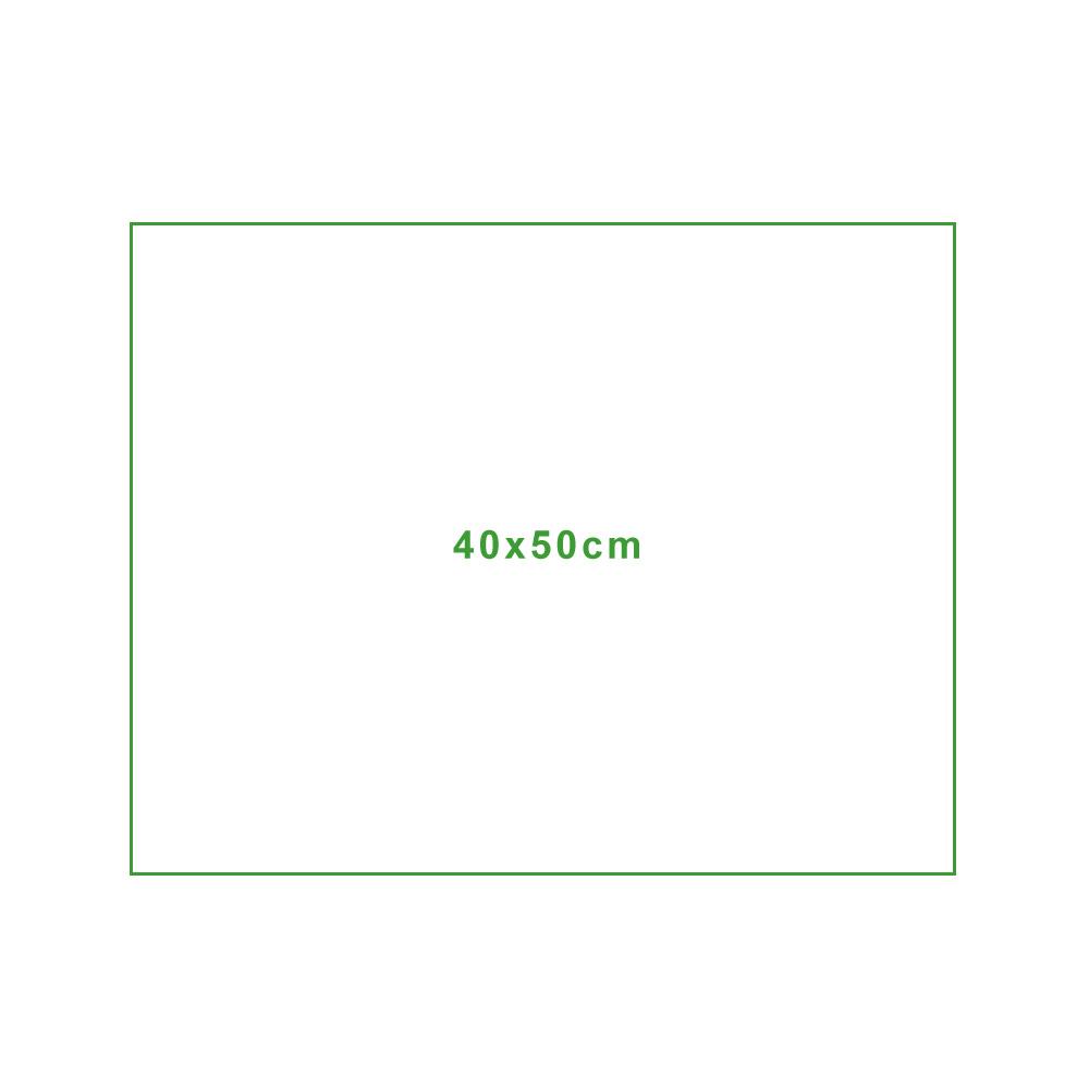 Mikrofasertuch Standardgröße 40x50cm