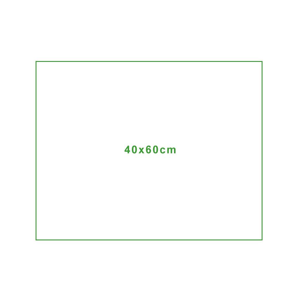Mikrofasertuch Standardgröße 40x60cm
