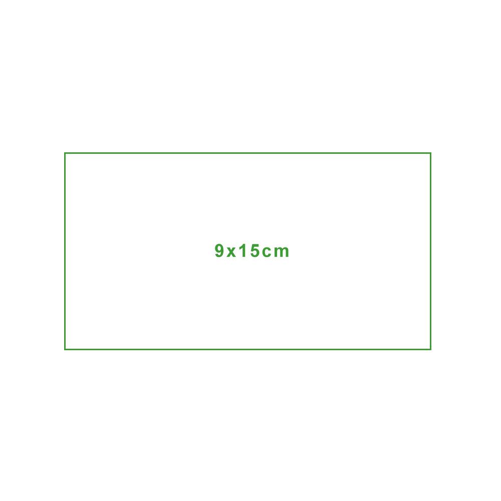 Mikrofasertuch Standardgröße-9x15cm