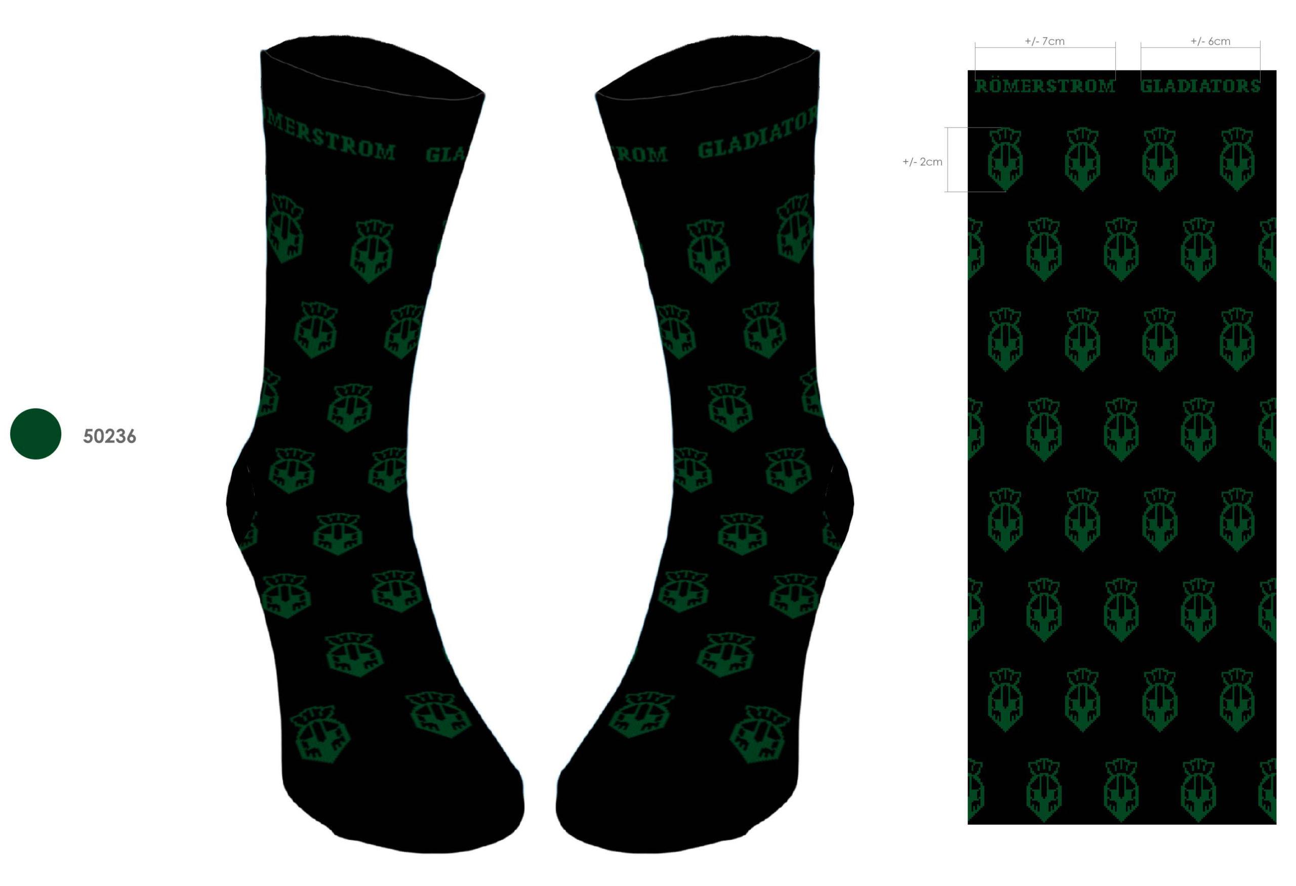 Logo Socken Artworkdatei - Nonvision