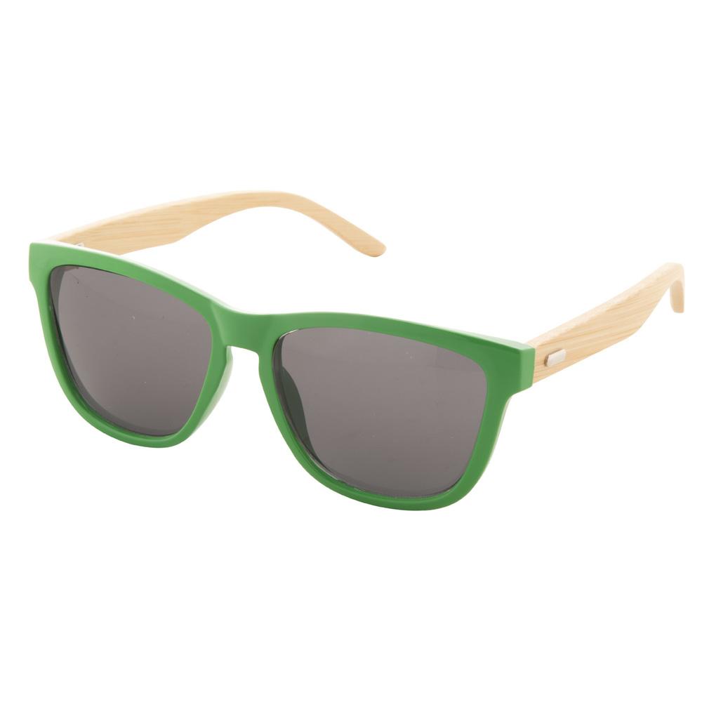 Grüne Bambus-Sonnenbrille - Nonvision