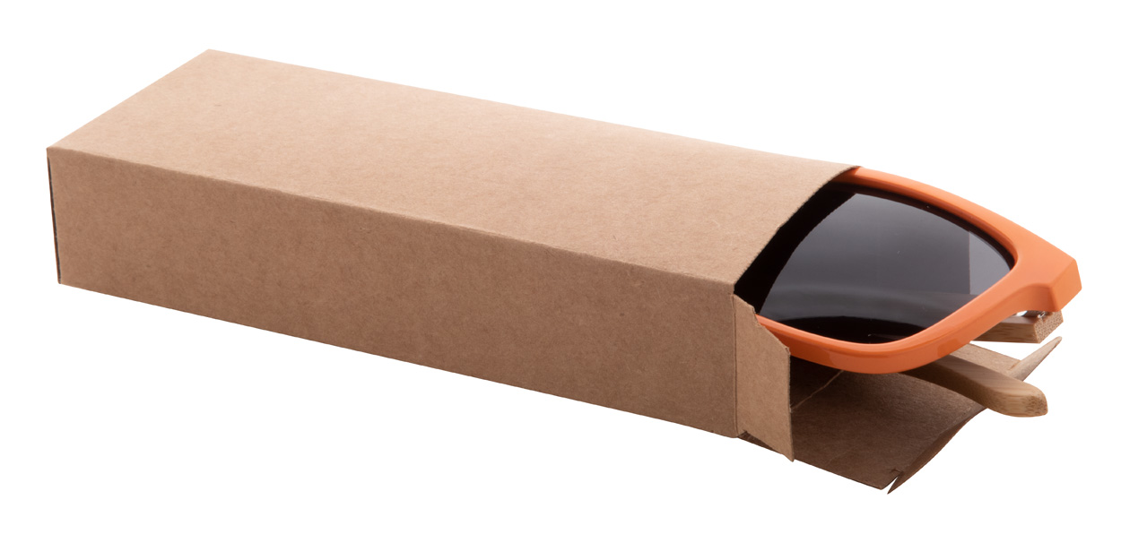 Sonnenbrille in Bambus Verpackung - Nonvision