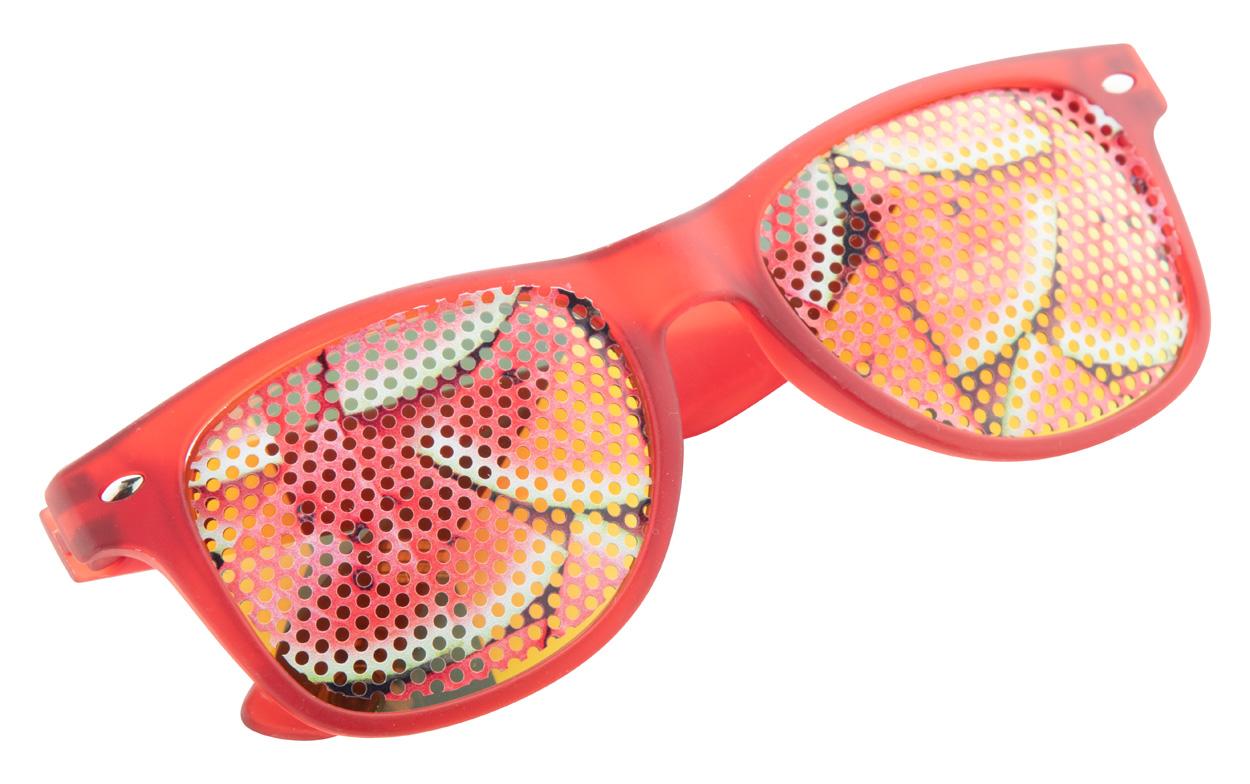 Werbesonnenbrille mit Gläserbedruckung - Nonvision