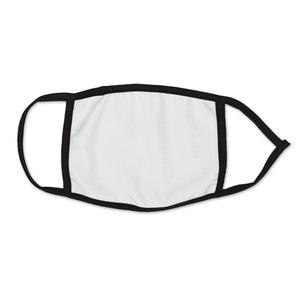 Mund-Nasen Maske Economy 02 schwarz