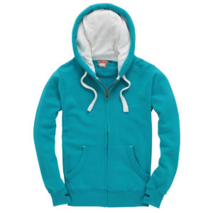 Hooded Zipper Sweatshirt Cottonridge