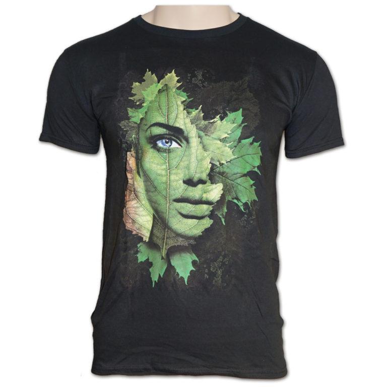 T-shirt mit Digitaldruck