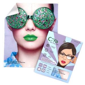 Anti-Beschlag Brillenputztuch