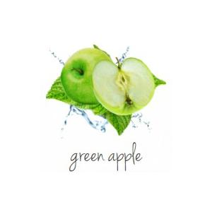 Lufterfrischer bedrucken Apfel