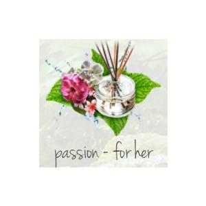 Lufterfrischer bedrucken passion - for her