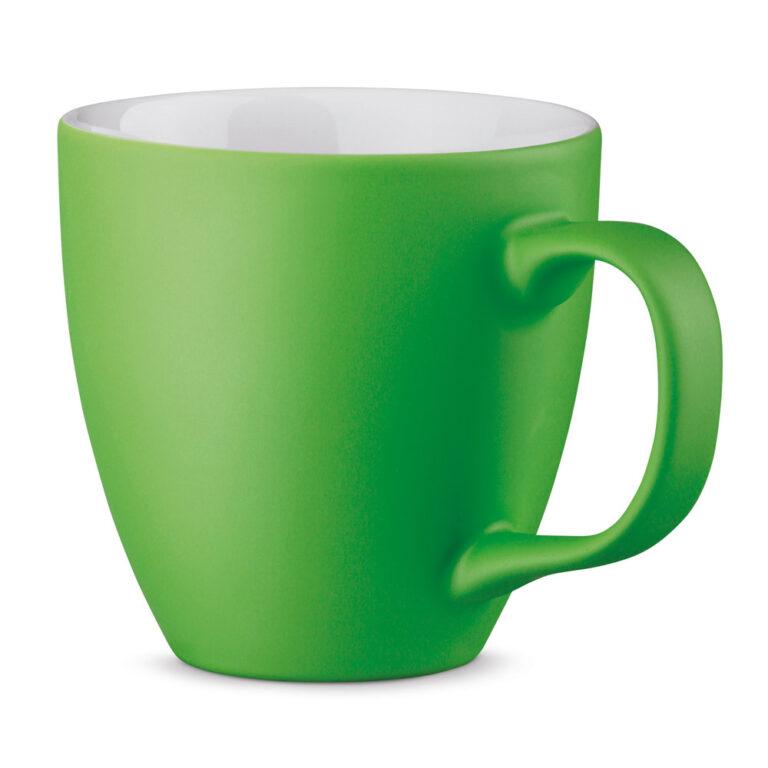 XL Tasse 450ml bedrucken grün